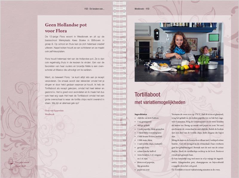 De Keuken Van Persoonlijke Verhalen En Recepten Vario Pers